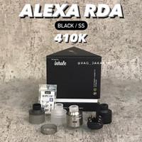ATOMIZER ALEXA RDA 22MM BY INHALE COILS X DESIRE (AUTHENTIC)