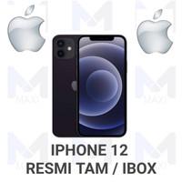 iPhone 12 / 12 Mini Garansi Resmi TAM / IBOX
