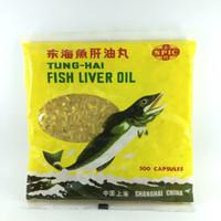 Tung hai fish liver oil 500 kapsul minyak ikan