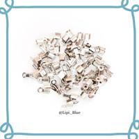 Penjepit Silver | bahan aksesoris kalung gelang craft handmade