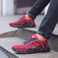 Sepatu Adidas Springblade Speed Import / Pria Black Red Gym Olahraga