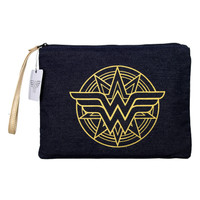 Never Too Old Project - Pouch Denim Wonder Woman
