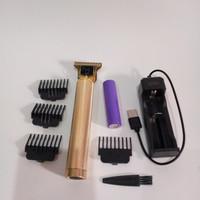 hair trimmer detailer rambut alat cukur rambut