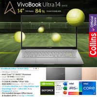 ASUS VIVOBOOK 14 K413FQ - i7-10510U 8GB 512GB MX350 2GB 14 FHD W10