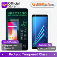 Protego Samsung Galaxy A8 2018 (5.6) Tempered Glass Screen Protector