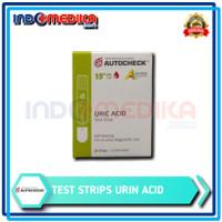 Autocheck Strip Asam Urat / Strip Asam Urat Autocheck Auto Check