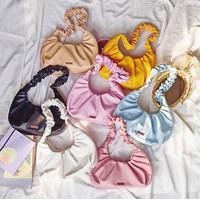 Alivelovearts Miranda Scrunchie Sling Bags Wanita