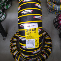 BAN TUBELESS ZENEOS ZN62 130/60-17 free pentil tubeless