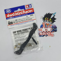 tamiya 15451 frp wide front plate ( for ar chassis )