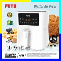 DIGITAL AIR FRYER MITO AF1 - Putih