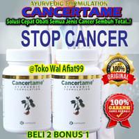 [Promo 2 Botol] Obat Kanker Dan Tumor Cancertame Ayurvedic Formulation
