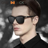 Grey Jack Sunglasses Polarized Photocromic Aluminium magnesium