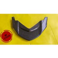 Ducktail NMAX Carbon Kevlar Bahan Fiber