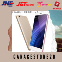 Xiaomi Redmi 4a 2 GB RAM 32 GB ROM GARANSI 1 THN