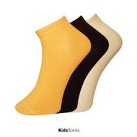 Kaos Kaki Anak (Size 3-5 tahun) Basic Series Solid Color - Kaia Socks.