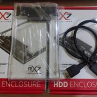 """CASING HARDISK EXTERNAL HDD EXTERNAL CASE 2.5"""" USB 3.0 RX7"""