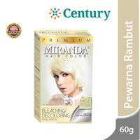 MIRANDA HAIR COLOR BLEACHING DECOLORING MC6 60gr / PEWARNA RAMBUT