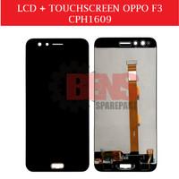 LCD + TOUCHSCREEN OPPO F3 CPH1609