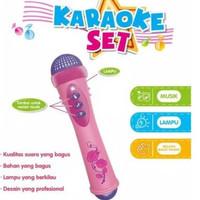 Mainan Anak Karaoke MUSICAL MICROPHONE - Mainan Anak Perempuan