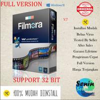 Wondershare Filmora 7 [Support Win 32-Bit]