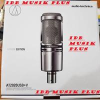 Mic Condenser Usb Audio Technica At2020Usb+V At2020 Usb+V Original