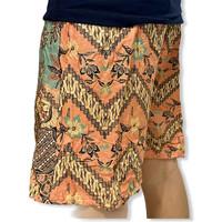 Celana Pendek Kolor Batik Jumbo Pria Wanita Tipis Adem Corak Random