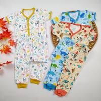 Baju Anak Bayi Setelan Little Q NEW MOTIF Pakaian Baby SNI Nyaman