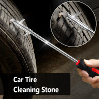 Car Tire Cleaning Obeng Ban Kait Alat Pembersih Batu Mobil Motor