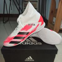 Sepatu Futsal Anak Adidas Predator 20.3 IN White Size 38 BNIB - 37