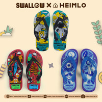 SANDAL SWALLOW X HEIMLO - Available in Sizes 37-44 - LIMITED EDITION