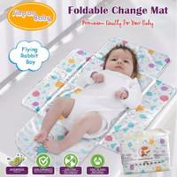 Makassar - Perlak Bayi Foldable Change Mat Simson Baby ( Perlak Travel