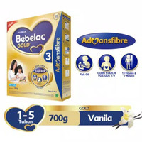 bebelac gold 3 700 vanila