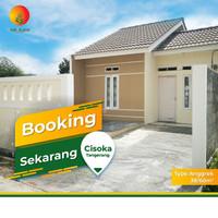Rumah Subsidi Minimalis Annieland Tangerang DP Ringan Angsuran Flat
