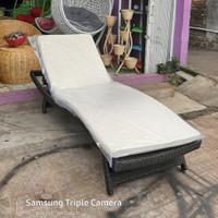 kursi malas,kursi santai,kursi pantai,lounger,lonjer,kursi outdoor