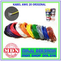 Kabel Awg-20 Original Jual Ecer Per 5 Meter