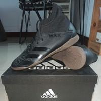 Sepatu Futsal Anak Adidas Predator 20.3 IN Black Size 37.5 BNIB - 36.5