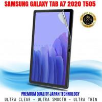 Samsung Galaxy Tab A7 2020 Anti Gores Antigores Clear Screen Guard Ori