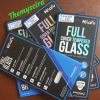 Tempered Glass Full Asus Zenfone Max Pro M1 Hikaru Indoscreen Black