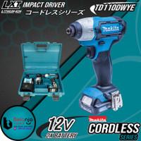 MAKITA BOR OBENG Baterai TD 110 DWYE CORDLESS IMPACT DRIVER TD110DWYE