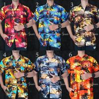 Baju Kemeja Pantai Bali | Pakaian Hawai