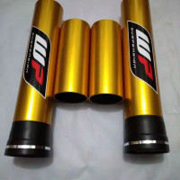 Cover shock USD KLX BF Dtracker CRF 150L Gold