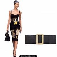 Ban Pinggang Obi Belt Fashion Wanita PREMIUM 038