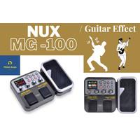 PROMO Efek Gitar Elektrik NUX MG-100 ModelingGuitar Processor Original