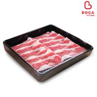 PREMIUM Beef Slice Yakiniku / Shabu-Shabu (Shortplate) Berlemak