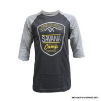 Savana T-Shirt SVN Adventure - Raglan