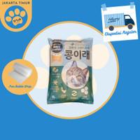 Kong Irae Pasir Kucing Tofu/Cat Litter Ramah Lingkungan 8L 8 L