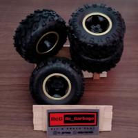 Ban velg set RC rock crawler 4pcs hex 7mm