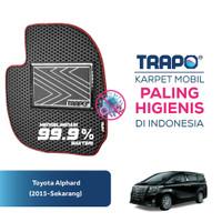 Karpet Mobil EVA Premium Toyota Alphard (2015-Sekarang) Trapo Fullset
