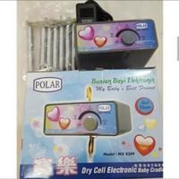 Mesin Ayunan Bayi Elektrik Listrik Otomatis Polar Basic
