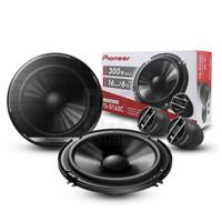 pioneer ts g160c / 160 C / 160 speaker component 2 way split 160